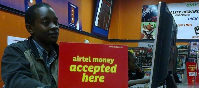 Airtel Money Merchant