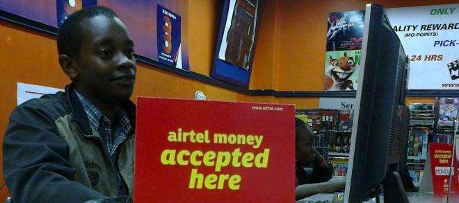 Airtel Money Merchant