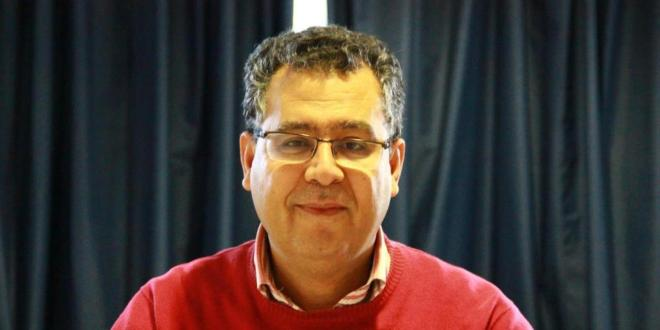 Noomane Fehri, Ministre Tunisien des technologies de l'information, de la communication et de l'économie numérique.