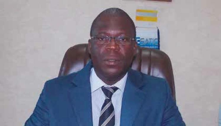 Dr Adama Pascal Konaté, Directeur Général de l'ESATIC