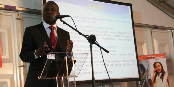 Patrick M'Bengue, Président du GOTIC
